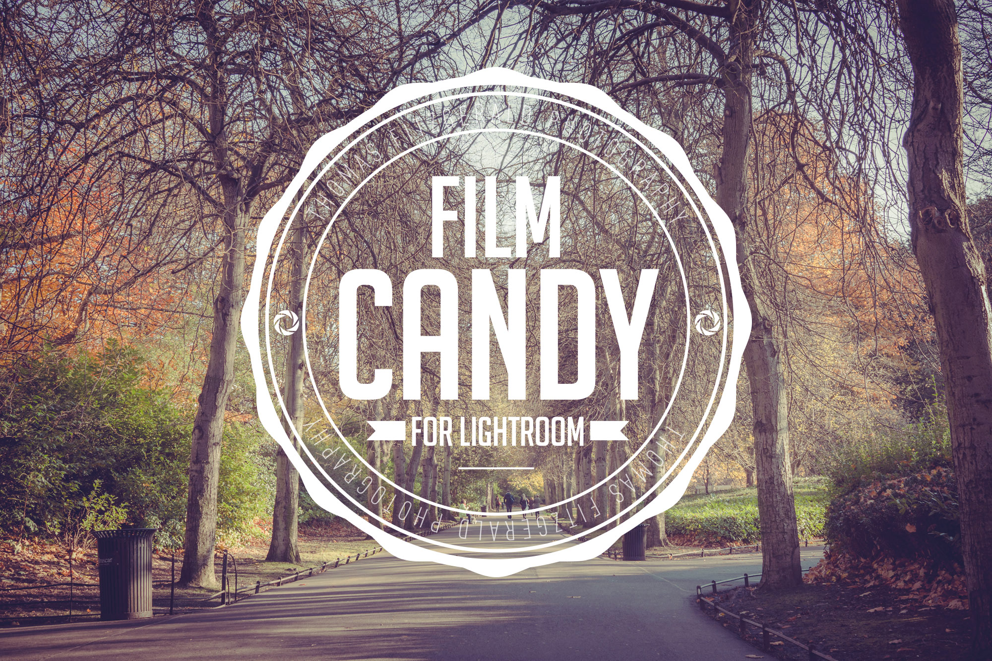 Film Candy Develop Module Presets for Lightroom