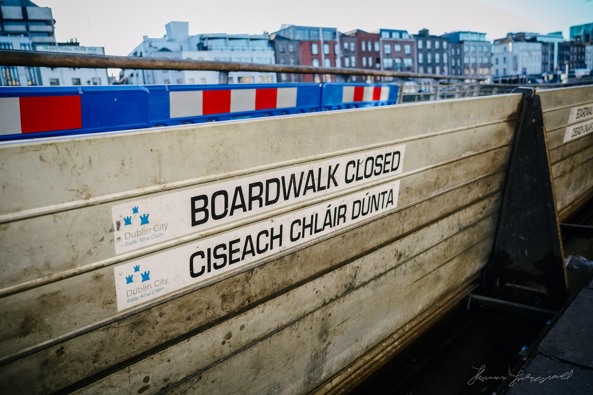 The Closed Boardwalk