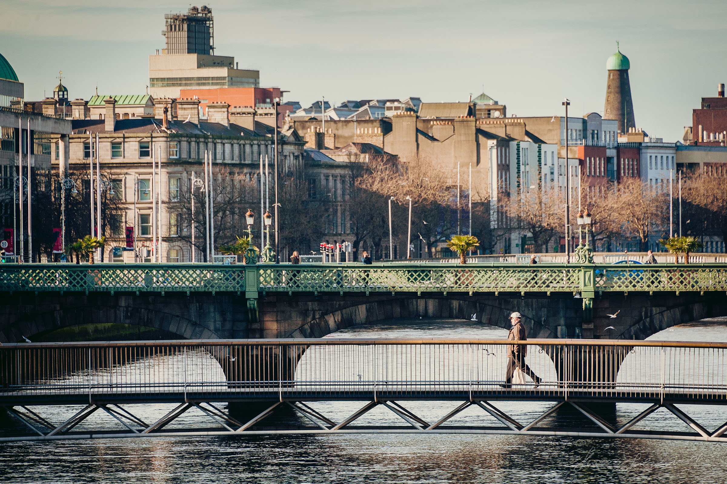 Bridges of Dublin City