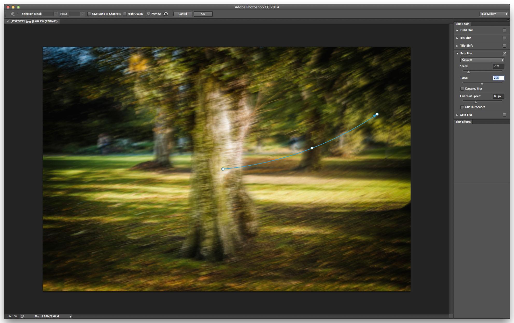 blur-gallery