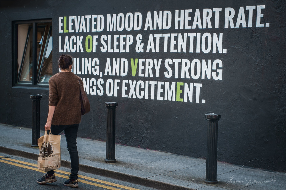 A Message on a Wall