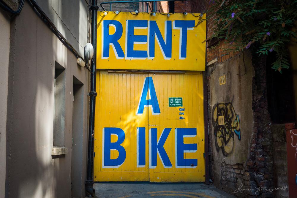 Rent - A - Bike !