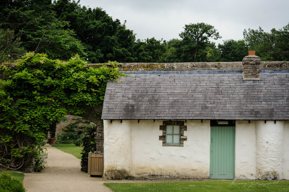 Outbuildings in Marley Park Gardens