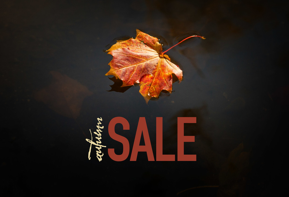Autumn Sale of Thomas's Lightroom Presets