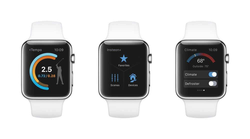 The Apple Watch, Watch OS 2  - Image Courtesy of Apple