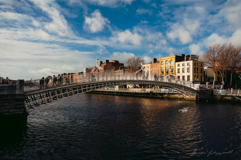 Yet Another Ha'Penny Bridge Shot!