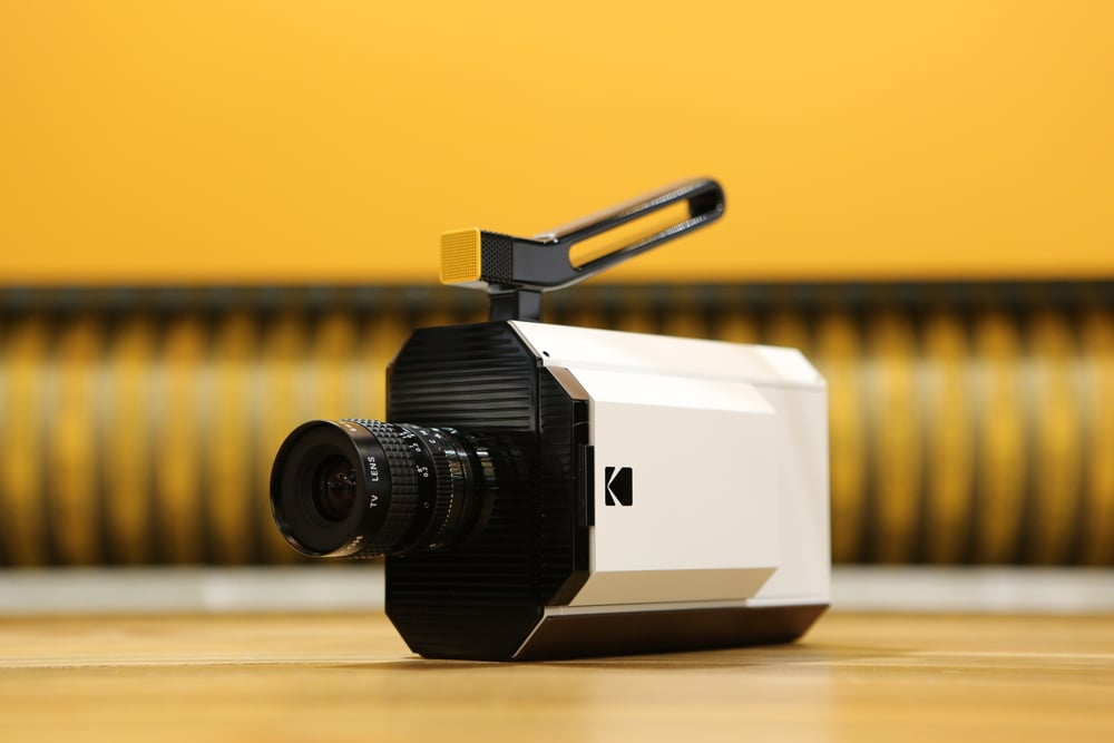 New Super 8 Camera Prototype from Kodak