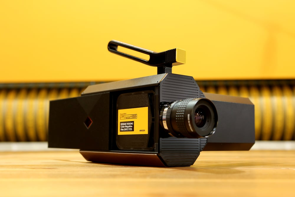 New Super 8 Film camera from Kodak