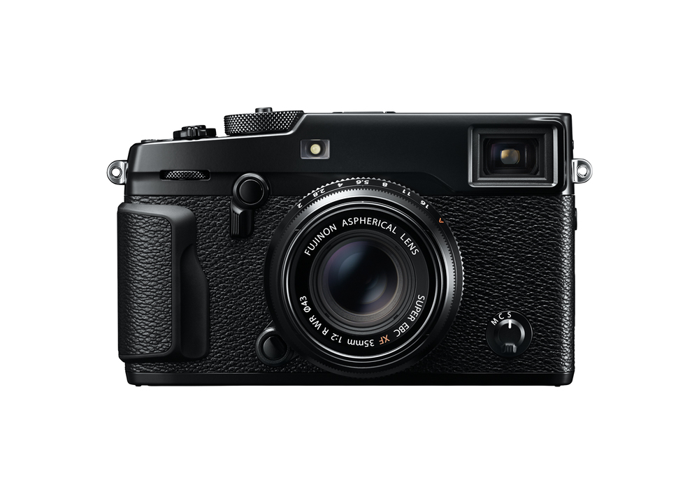 Fuji X-Pro II - Image courtesy of Fujifilm USA