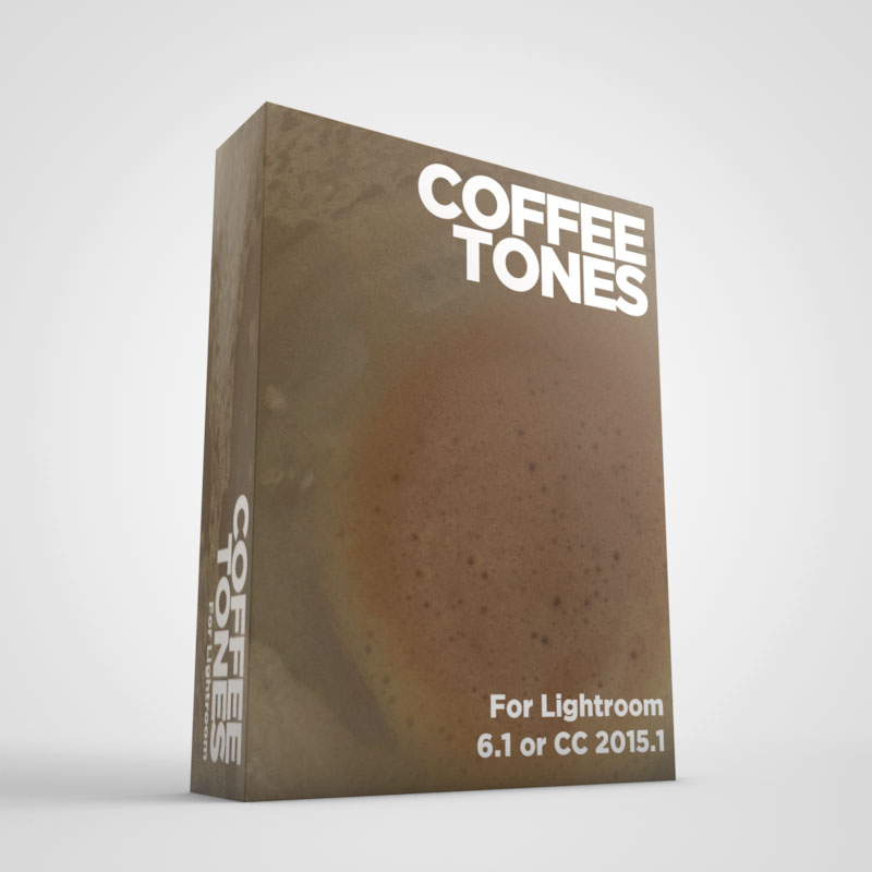 Coffee Tones for Lightroom - Lightroom Presets from Thomas Fitzgerald