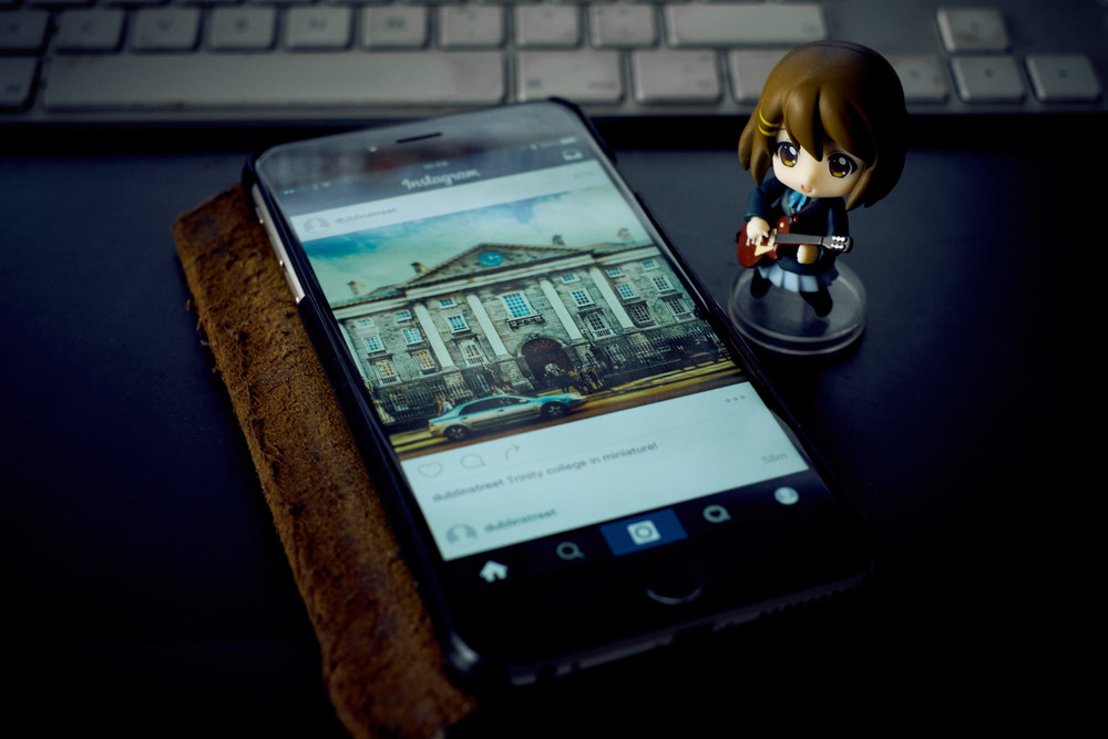 Instagram and Yui