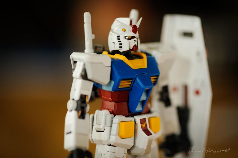Gundam RX 78 II