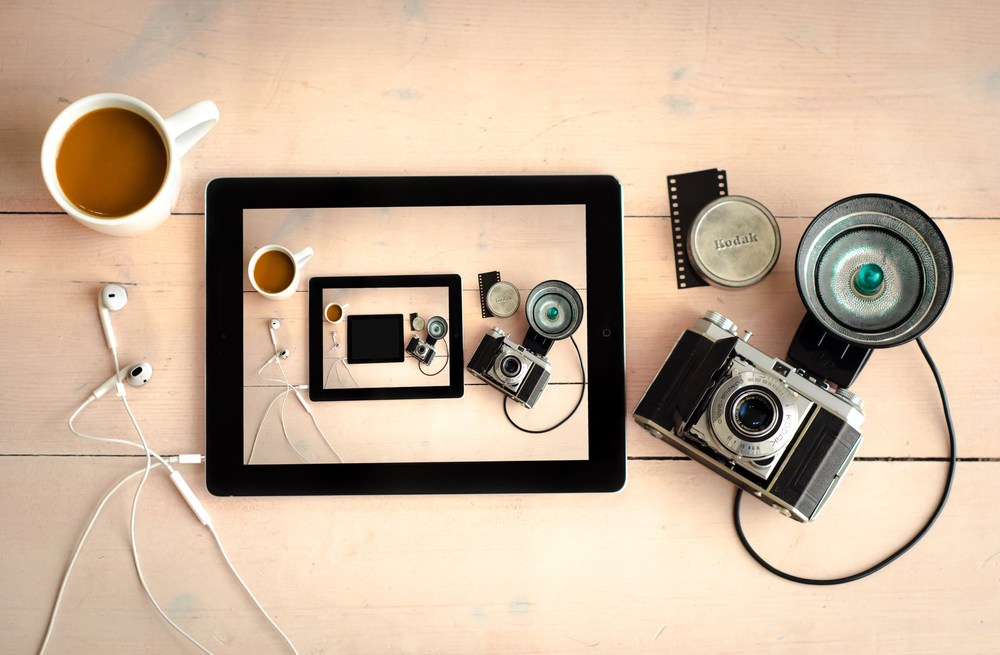 Mirrorless Cameras are Like iPads