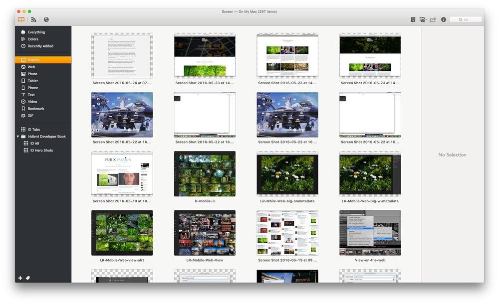 Ember Screenshot