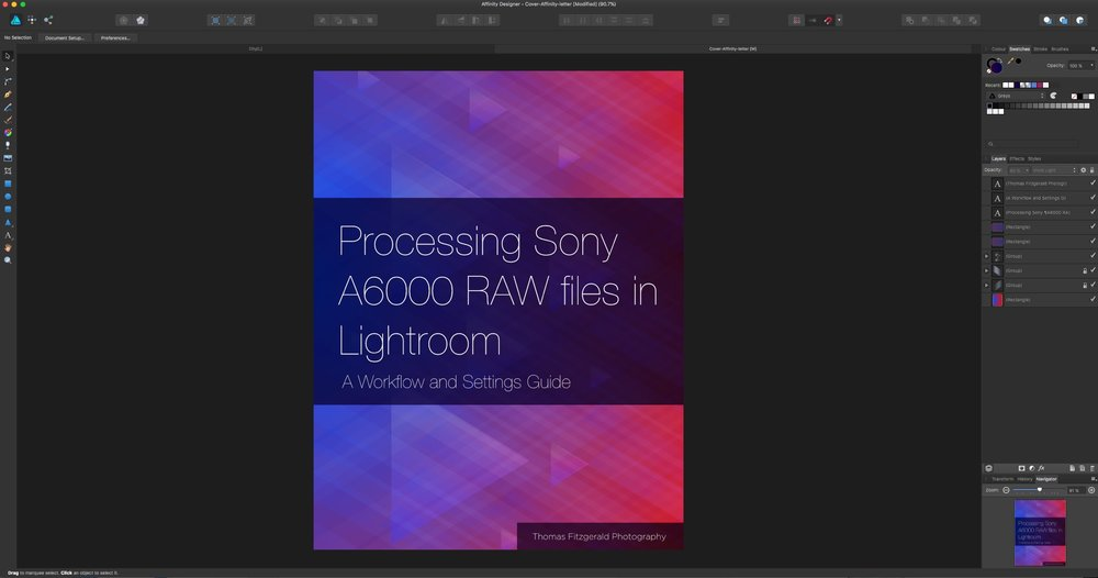 Processing Sony A6000 Raw Files in Lightroom - A New Guide Coming Soon