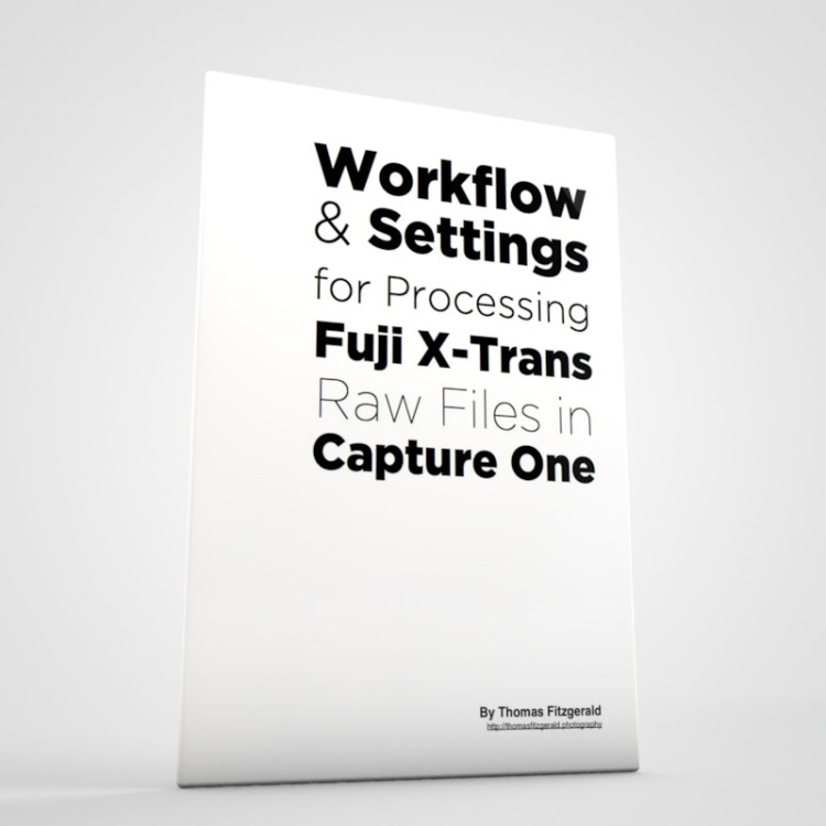 Processing X-Trans files in Capture One