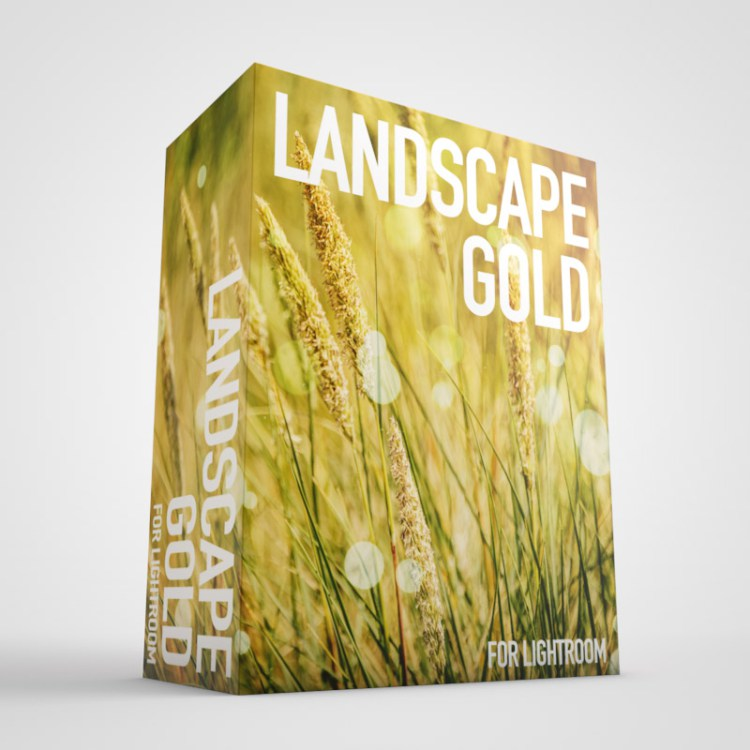 Landscape gold for Lightroom. On sale for Autumn!