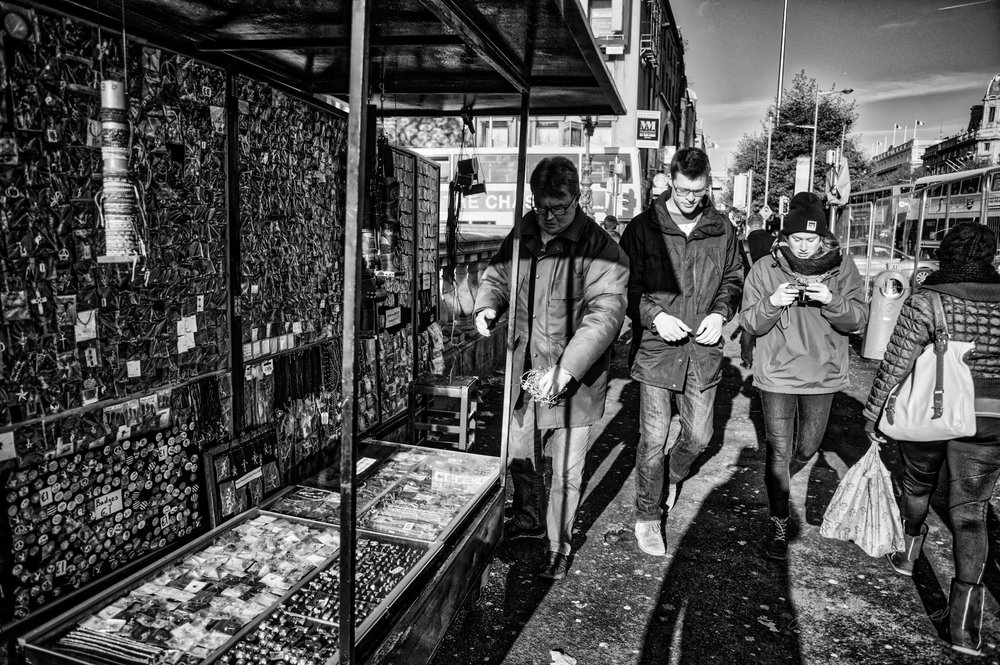 Street Photography Diary, By Thomas Fitzgerald