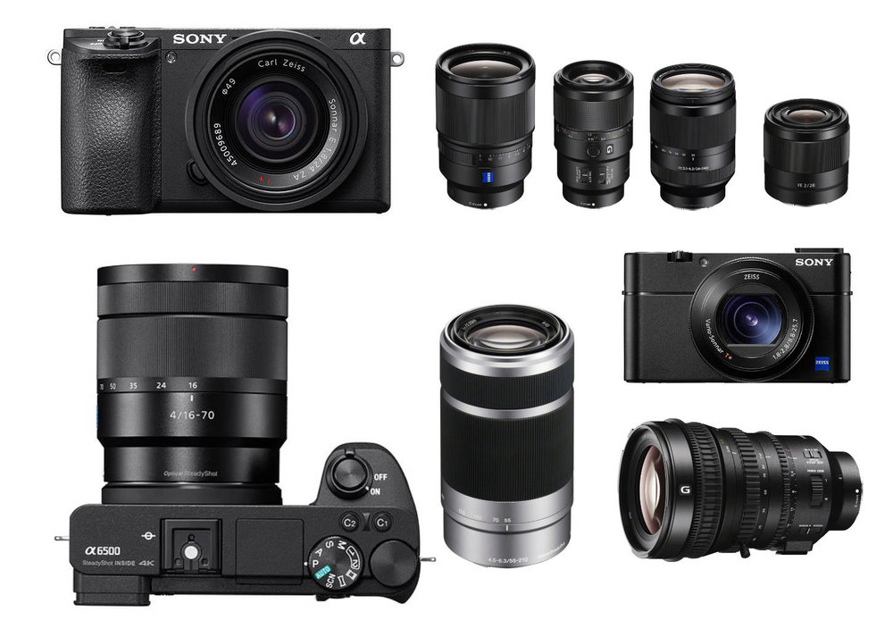 My Sony Camera Wish List