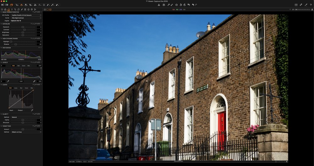 Capture One Pro 10 - A First Look for Fuji X-Trans Users
