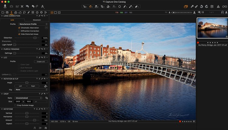 My New Capture One Fuji Guide is now available — Thomas Fitzgerald