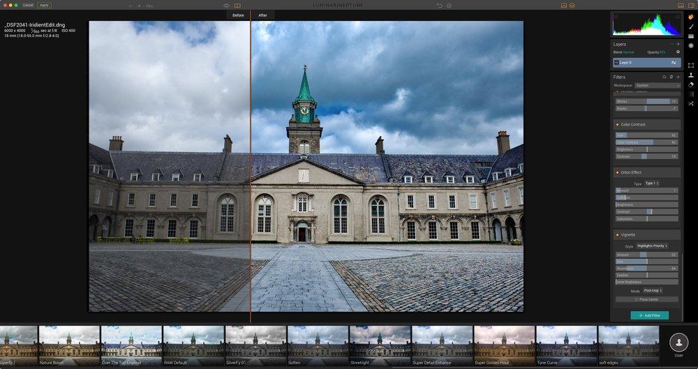 Luminar-Screenshot