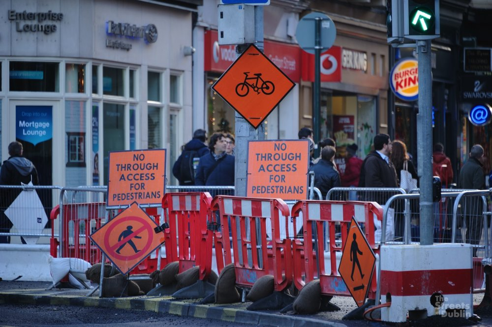 Barriers and Signposts