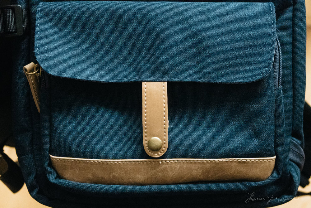 K&F Concept Bag Review by Thomas Fitzgerald