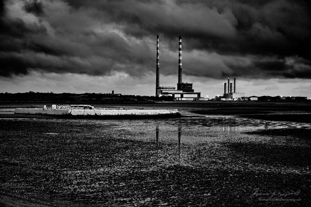 Poolbeg Powerstation at DawnSilverLUX for Capture One Demo