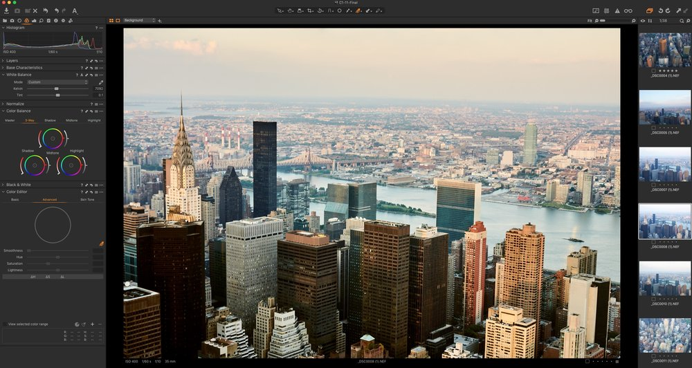 Thinking of Switching to Capture One from Lightroom? Here's what you need to know.