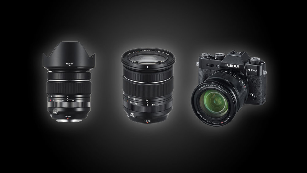 This should be Fuji's New Kit Lens — Thomas Fitzgerald Photography
