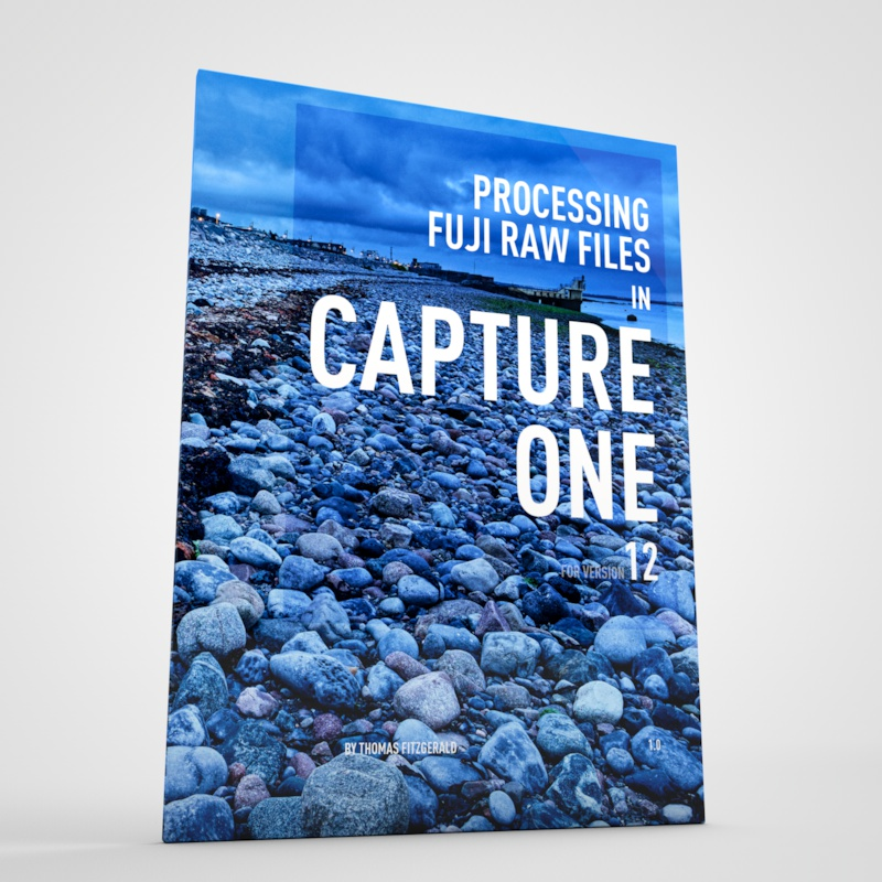 Processing Fuji X-Trans images in Capture One