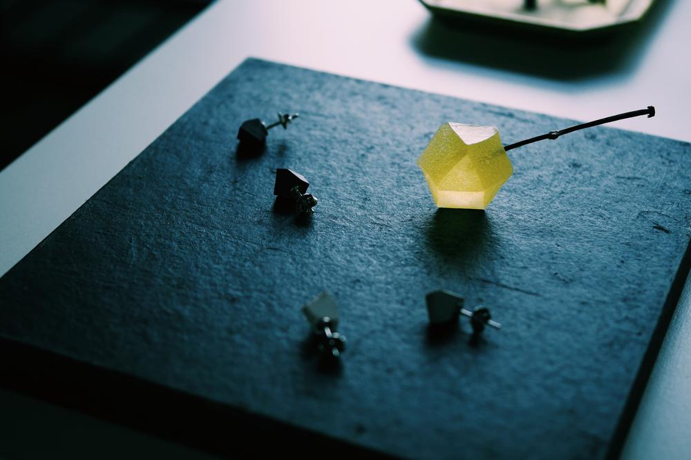 「空想の実り」展 2015.5.30-31 御菓子丸 (京都) × AFLO+ (京都)×22 design studio (台北)