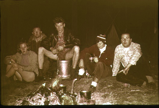 Group of teens by the fire_Richardson.jpg