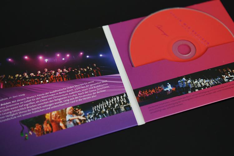 CD - zur Veranstaltung.