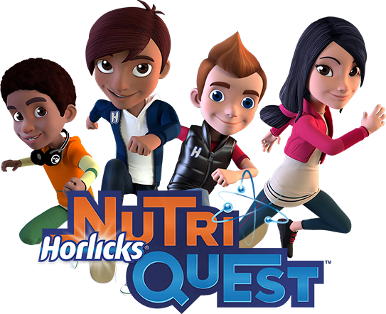 Horlicks 'NutriQuest' is GlaxoSmithKline's latest animated marketing campaign