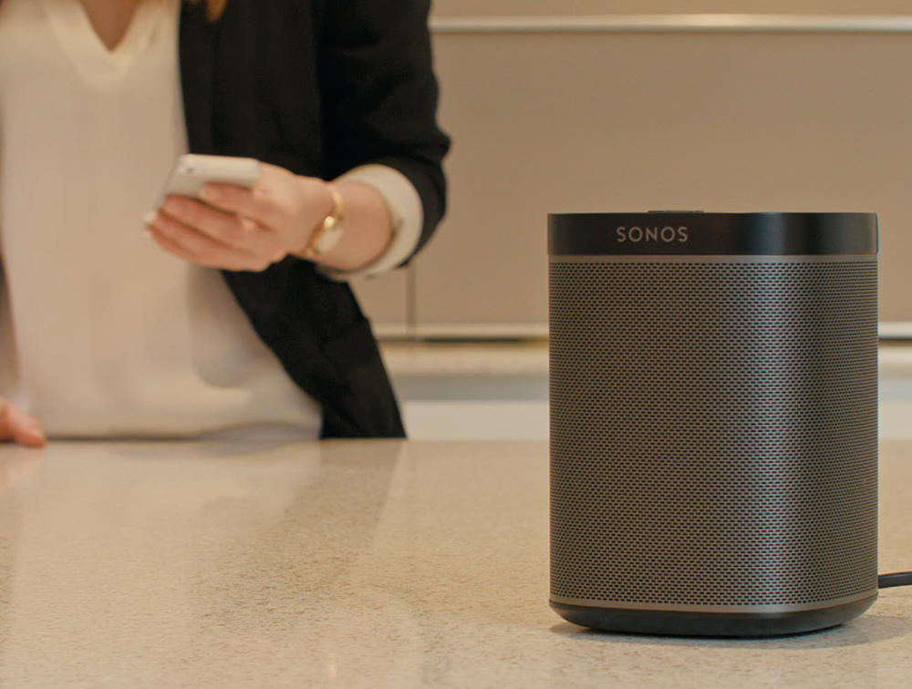SONOS product video