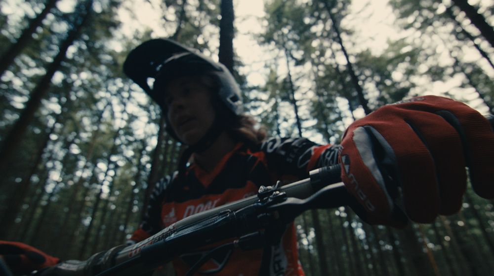 Cinematic Mountain Biking Documentary