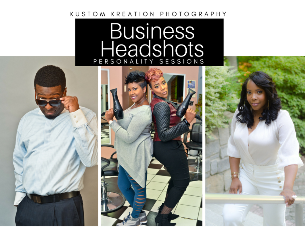 Business Head shot Photo Session