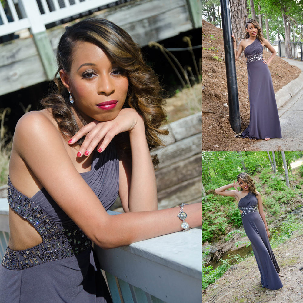 Lyric's pre Prom Photo Session