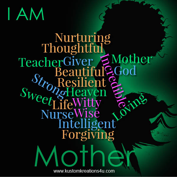 I Am Mother- Mother's Day Gift