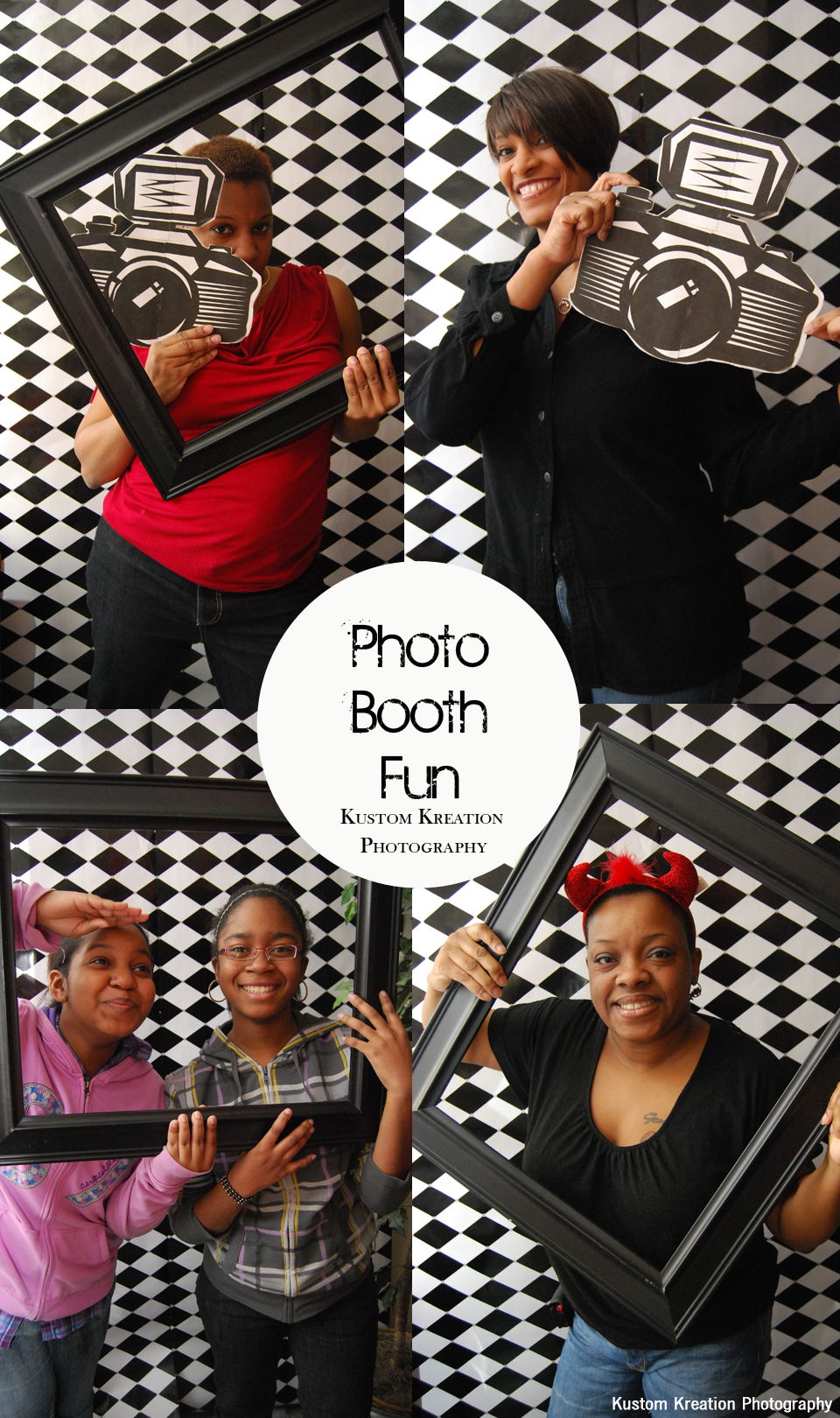 Will Party Dance Photo Booth Fun