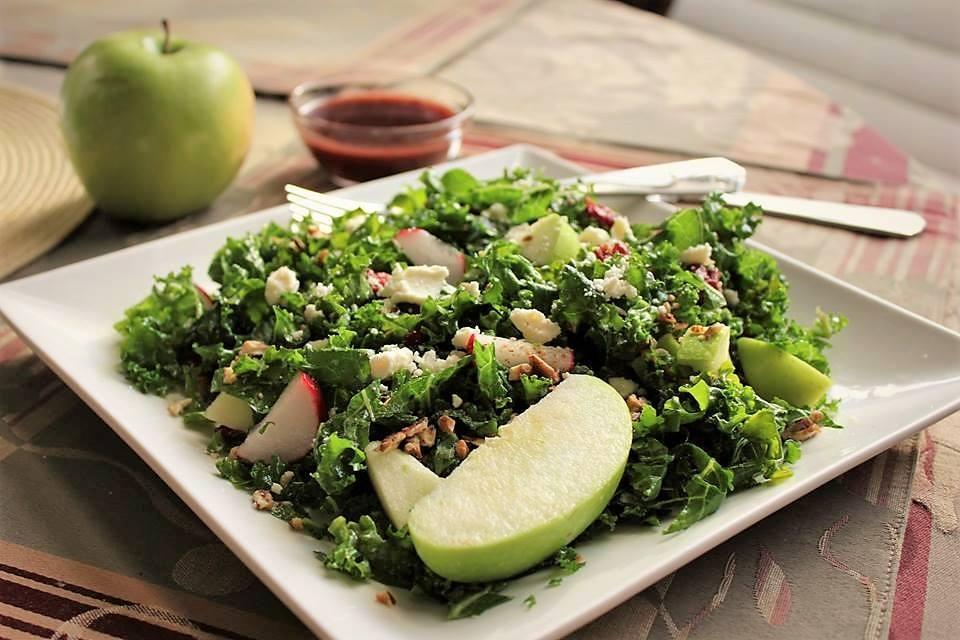 Kale Salad Complete