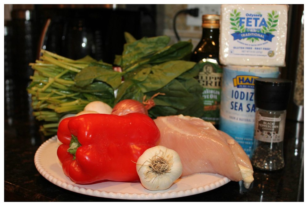 chicken breast ingredients