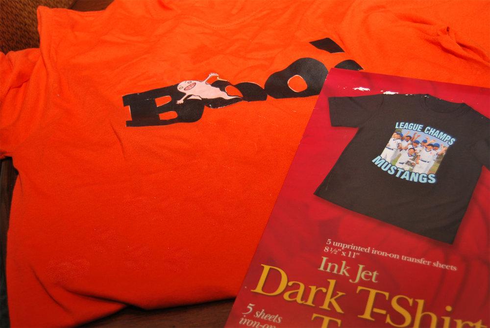 Boo T-shirt -