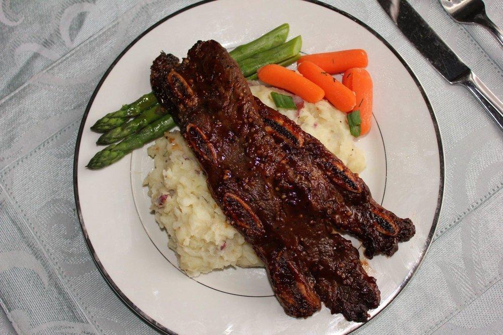 Beef BBQ Short Ribs