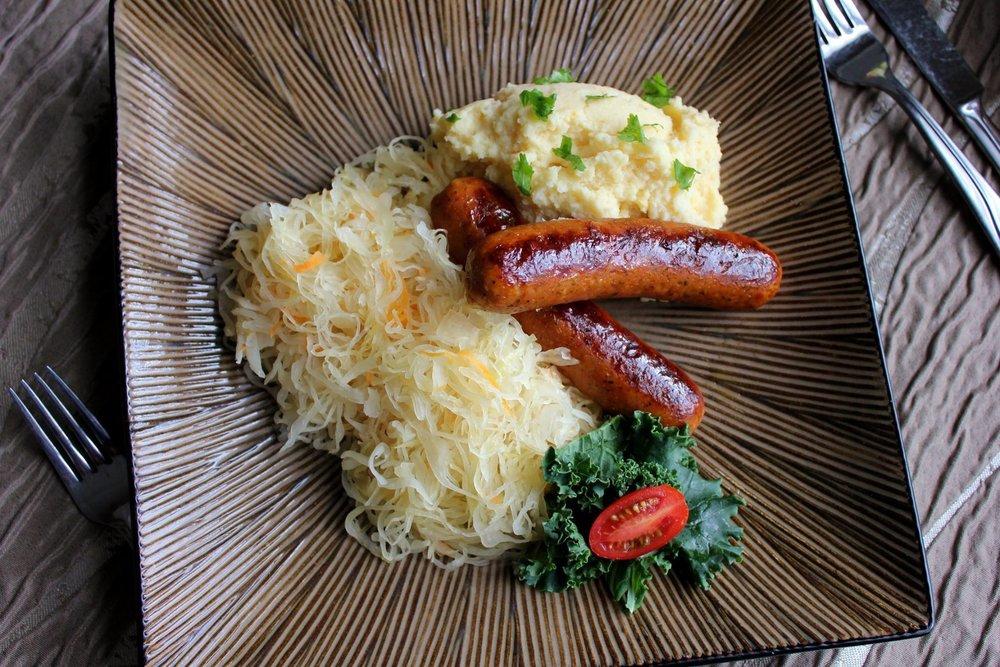 Sauerkraut & Turkey Sausage2.jpg
