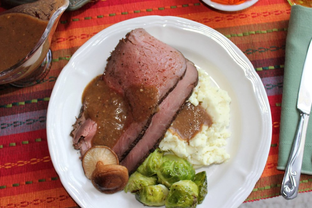 Foodie Tuesday- Roast Beef