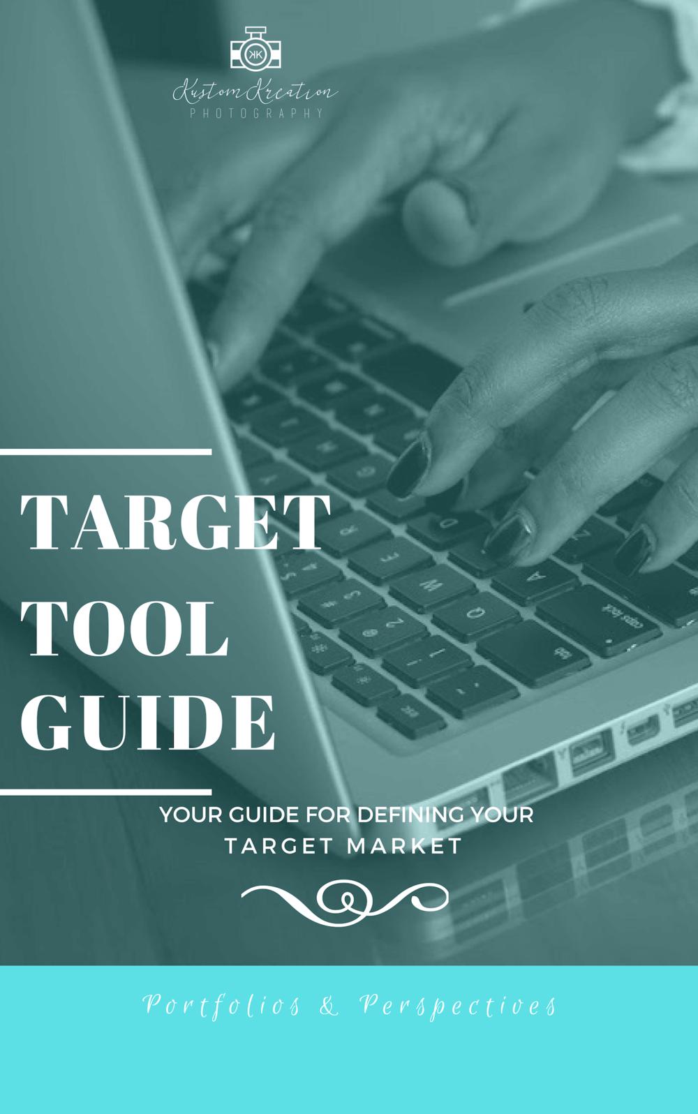 Elisha Akram - Your Target Market Tool Guide