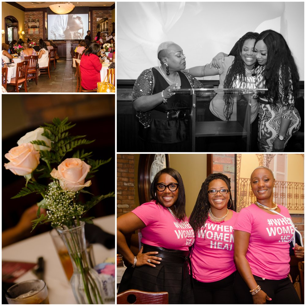 #Whenwomenheal Brunch Event- August 2018